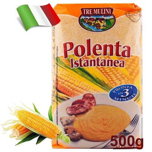 Крупа мелкая кукурузная Tre Mulini 500гр Италия