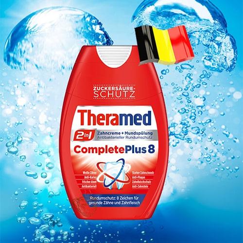 Зубная паста Theramed Complete 2в1 75мл Германия