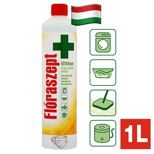 Жидкость для дезинфекции Floraszept 1000мл Венгрия