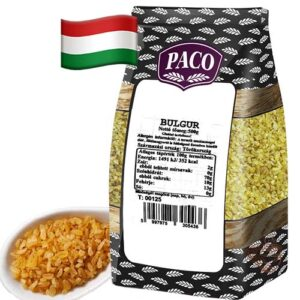 Булгур Paco 500гр Венгрия