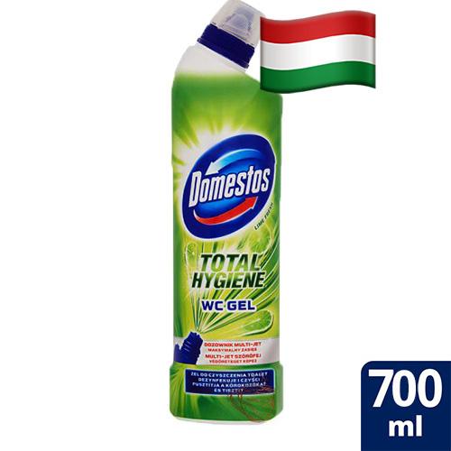 Гель для дезинфекции унитаза Domestos Lime 700мл Венгрия