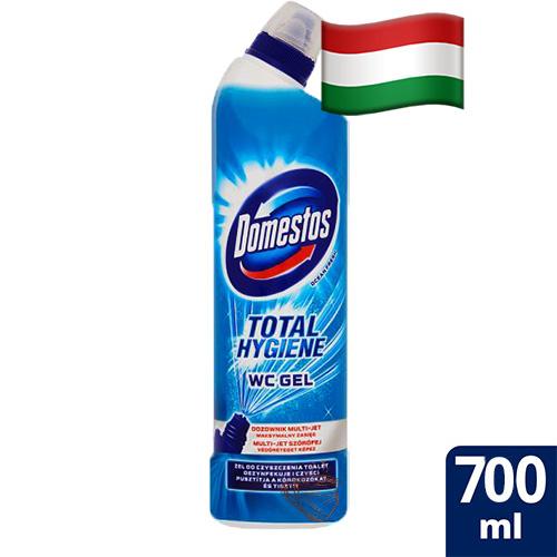 Гель для дезинфекции унитаза Domestos Ocean 700мл Венгрия