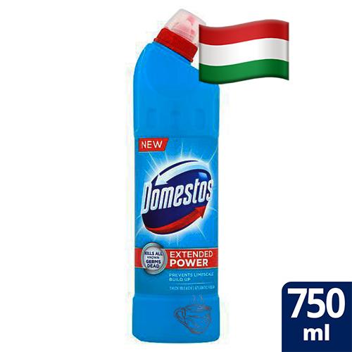 Гель для дезинфекции унитаза Domestos Atlantic 750мл Венгрия