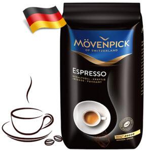 Кофе в зернах Movenpick Espresso 500г Германия