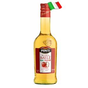 Яблочный уксус Ponti 500мл Италия
