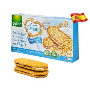 Злаковое печенье без сахара Gullon 220g Испания