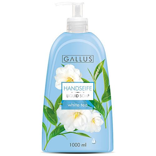 Жидкое мыло Gallus White Tea
