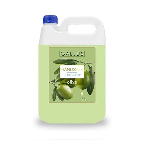 Жидкое мыло Gallus Olive 5л