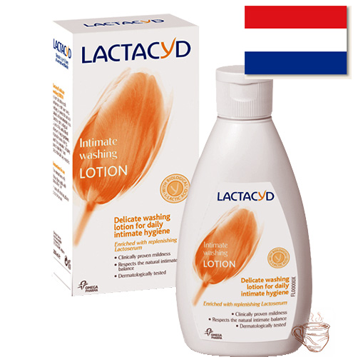 Гель для интимной гигиены Lactacyd 200ml Голландия