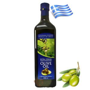 Масло оливковое холодный отжим Albantakis Extra Vergine 1000мл Греция
