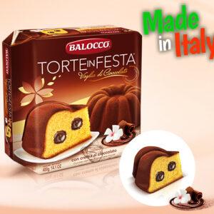 Кекс пасхальный Balocco Chocolate 750г Италия