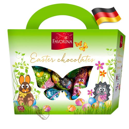 Пасхальный набор сладостей Favorina 500г Германия