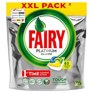 Капсулы для пмм Fairy Platinum All in1