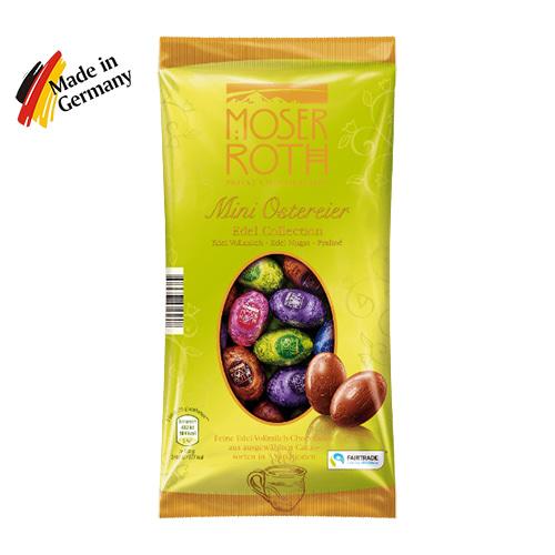 Пасхальные мини яйца Moser Roth Mix 150г Германия