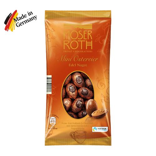 Пасхальные мини яйца Moser Roth Nuga 150г Германия