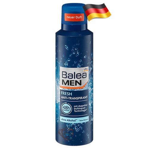 Антиперспирант-спрей мужской Balea Свежесть 200мл Германия