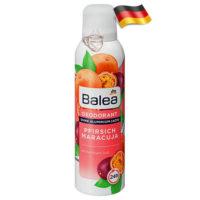 Дезодорант-спрей женский Balea Персик&Маракуйя 200мл Германия