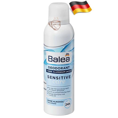 Дезодорант-спрей женский Balea Сенситив 200мл Германия