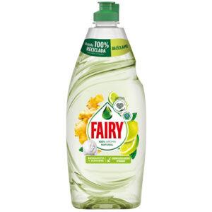 Жидкость для мытья посуды Fairy бергамот и имбирь 650 мл