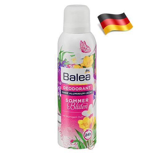 Дезодорант-спрей женский Balea Летние Цветы 200мл Германия