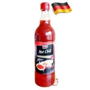Соус томатный острый Kania Hot Chili 700гр Германия