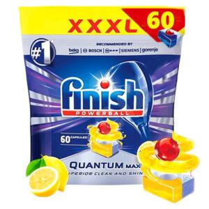 Капсулы Finish Quantum Max. Финиш купить