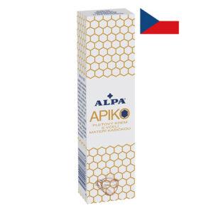 Крем для лица с пчелиным молоком Alpa 40г Чехия