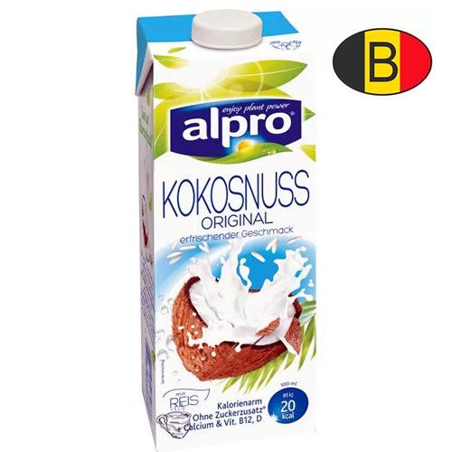 Напиток растительный на основе кокоса Alpro Kokos 1л Бельгия