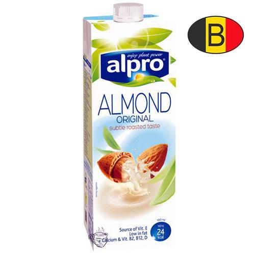 Напиток растительный на основе миндаля Alpro Almond 1л Бельгия