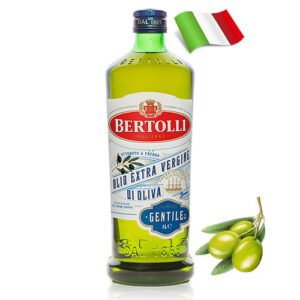 Масло оливковое Bertolli Extra Vergine Gentile 1000 мл Италия