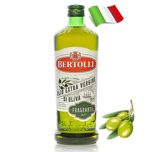 Масло оливковое Bertolli Extra Vergine Fragrante 1000 мл Италия