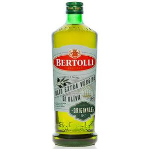 Масло оливковое холодный отжим Bertolli Extra Vergine Originale 1000 мл Италия