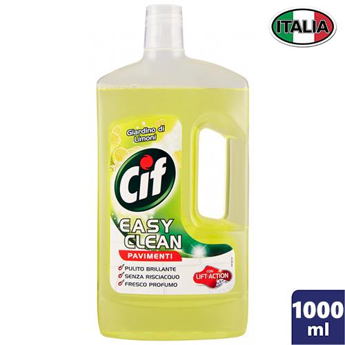 Средство для мытья полов Cif Лимон 1L Италия