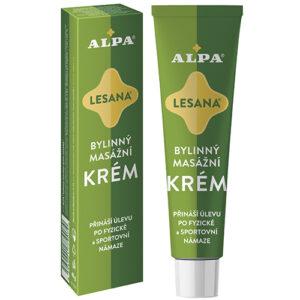 Крем для суставов ALPA Lesana