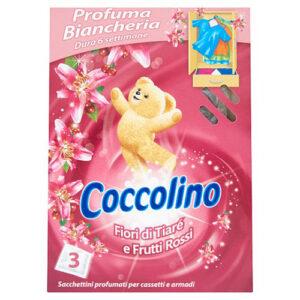 Освежитель для шкафа Coccolino Pink 3 шт