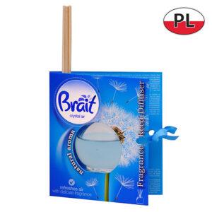 Освежитель воздуха Brait Одуванчик с ротанговыми палочками 40 мл Польша