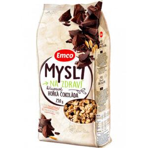 Низкокалорийная гранола Emco с шоколадом