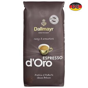 Кофе в зернах Dallmayr d´Oro Espresso 1000 г Германия