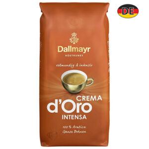 Кофе в зернах Dallmayr d´Oro Crema Intensa 1000 г Германия