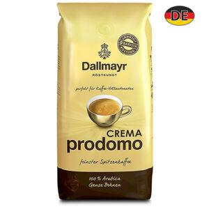 Кофе в зернах Dallmayr Prodomo Crema 1000 г Германия