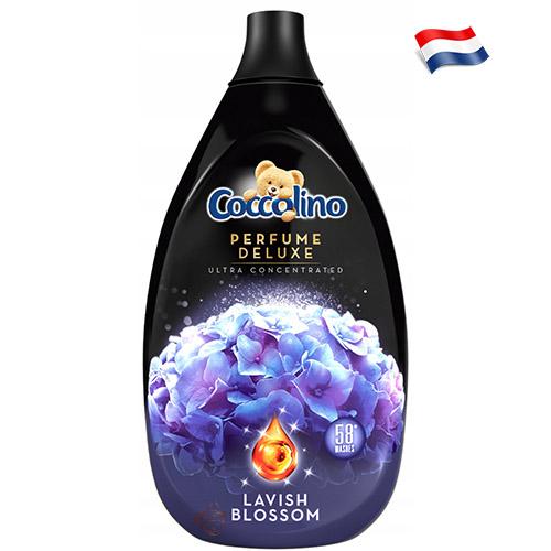 Ополаскиватель-концентрат Coccolino Deluxe Цвет Лаванды 870 мл