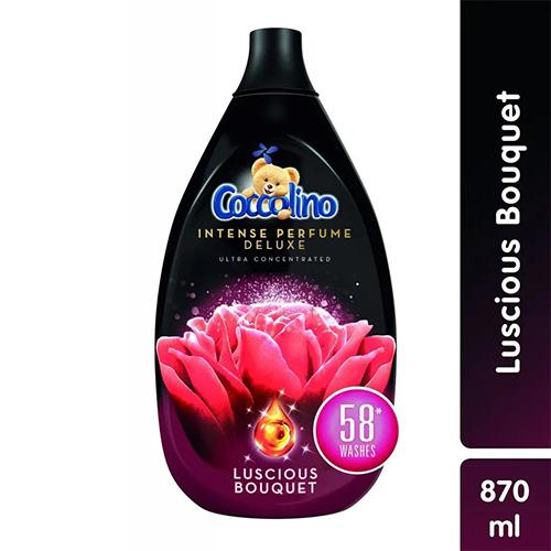 Coccolino Deluxe Luscious Bouquet 870 мл