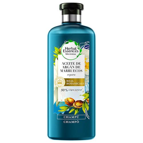 Шампунь для повреждённых волос Herbal Essences Argan Oil 400 мл