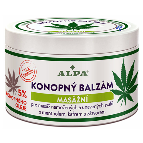Гель для суставов Alpa Konopny