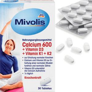 Комплекс для костей Calcium 600 30 шт