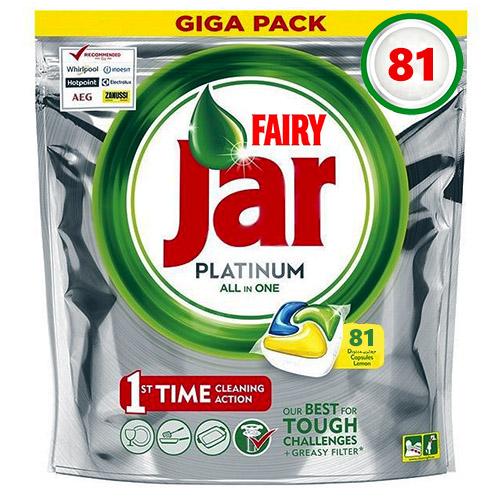 Капсулы Fairy Platinum. Фейри в посудомойку