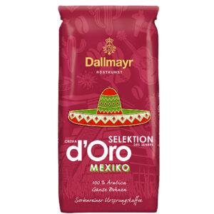 Кофе в зернах Dallmayr Crema Selection Mexico