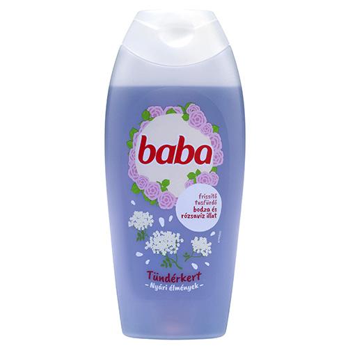 Лучший гель для душа для сухой кожи Baba