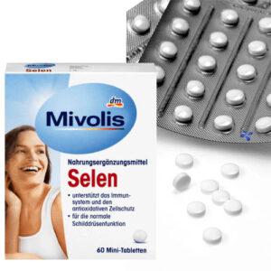 Селен Mivolis Selen 55 мг