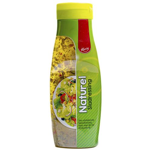 низкокалорийный соус для салата Kania naturel